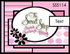SSS114 by sweetnsassystamps, via Flickr