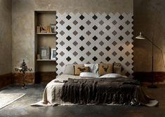 Tonalite Arabesque Satin ARABESQUE-SATIN , Спальня, Керамогранит, настенная, Матовая, Неректифицированный
