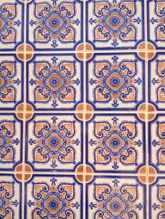 portuguese tiles // São Luis - MA