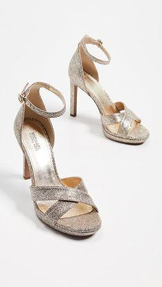 123da61616a1b Alexia Ankle Strap Sandals. Open ToeStöckelschuheMichael Kors