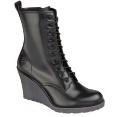 Nice blend of DR. Martins and femininity.