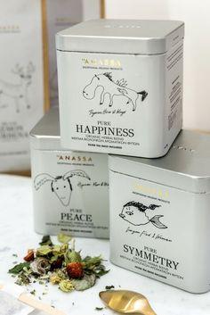 anassa happiness tin box - Google Search