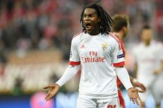 Teenager Sanches broke into the Benfica team this season
