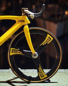 """bikeplanet: """"Corima Cougar Track by nzkiddo """""""