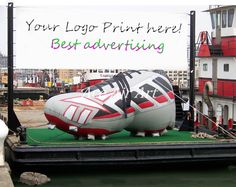 Giant Inflatable Shoe Inflatable Model For Promotion Shoe