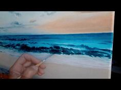 Waves, Youtube, Painting, Outdoor, Art, Spring, Scenery, Paint, Outdoors