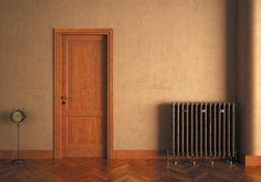 FBP porte | Collezione JANIN- Mod. Janin 2 Essenza: rovere - Colore: tinto cognac #fbp #porte #legno #door #wood #classic #oak