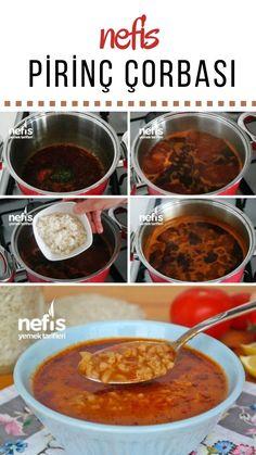 Turkish Recipes, Thai Recipes, Asian Recipes, Mexican Food Recipes, Cooking Recipes, Healthy Recipes, Healthy Food, Korean Fried Chicken, Turkish Kitchen