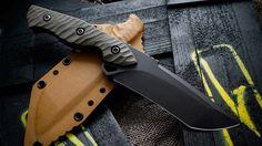 Torbé Custom Knives анонсировала скорый старт продаж обновлённой версии ножа TCK Rivet