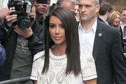 Kim Kardashian Sports Shorter Hair in London - Daily Beauty Buff - StyleBistro