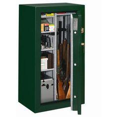 Stack-On 24-Gun Safe with Combination Lock - Mills Fleet Farm