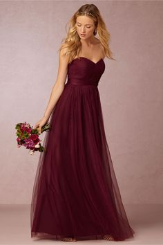 BHLDN Annabelle Dress in Bridesmaids View All Dresses at BHLDN