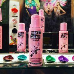"""""""Marshmallow"""" è il colore ideale per chi vuole il perfetto rosa pastello. E Marshmallow è solo Crazy Color, unico e inimitabile! La nostra previsione? Si prepara una Primavera mooolto rosa ;-) www.crazycolor.it"""