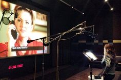 BTS from Juliana- Finishing up my ep of #Castle with a clean audio track today. Watch it on January 6th! #BTS #Jennyisback
