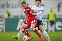 Tim Jerat will mit Aachen raus aus der Versenkung – morgen Testspiel bei Arminia +++  Die Richtung stimmt