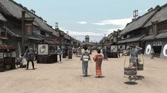 A Japanese Monk Is Making a VR World to Reflect the True Feudal Tokyo