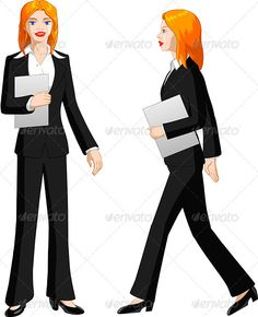 Businesswoman  #GraphicRiver         Vector illustration of a businesswoman waiting and walking.     Created: 9August12 GraphicsFilesIncluded: JPGImage #VectorEPS Layered: Yes MinimumAdobeCSVersion: CS Tags: attractive #beautiful #blonde #business #businesswoman #colleague #company #confident #corporate #cute #director #executive #female #file #formal #paper #portrait #pretty #professional #smile #smiling #success #successful #team #teamwork #woman #work #worker #working #young
