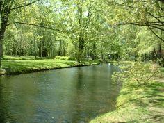 L'anneau d'eau en été du Domaine de Maizerets All That Remains, Nature, River, Outdoor, Landscapes, Garten, Outdoors, Outdoor Games, Outdoor Living