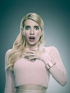 New #ScreamQueens portraits. #allhqfashion http://www.allhqfashion.com/