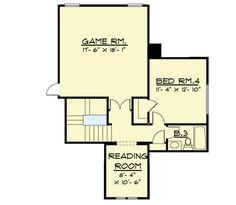 Architecture Design House Plans plan 10088tt: bungalow with optional width   bungalow