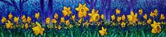 John Nolan - Dancing Daffodils