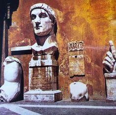 📷 Keisari Konstantinus. Keisarin 300-luvulla veistetyn jättiläispatsaan jäännöksiä Capitoliumilla. Valokuva isäni arkistoista. Se on vuodelta 1964. 🔸  #konstantinus #patsas #capitolium #rooma #italia #roomankeisari #muistojaisästä #1964 #rome #italy #romanemperor #statue #memoriesofmyfather Heinrich Schliemann, Classical Art, Romans, Culture, Photography, Painting, Instagram, Italy, Fotografie