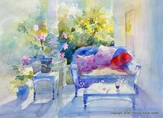 ...... Watercolor Art, Painting, Shopping, Peace, Watercolor Painting, Painting Art, Paintings, Watercolour, Painted Canvas