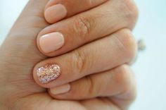 Neutral Glitter    Google Image Result for http://nailsshine.com/wp-content/uploads/2012/06/short_nails_nude.jpg