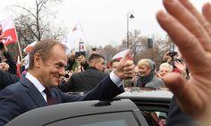 Tusk wraca do polskiej polityki - Komentarze - rp.pl