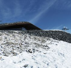 Gallery of Mountain-Top Restaurant / Gbau - 5