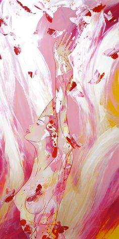 """""""True Butterflies"""" — acrylic behind acrylic glass, 60 x 36 inches Annabelle Verhoye Butterfly Illustration, Illustration Art, Cool Artwork, Amazing Artwork, Girl Poses, Doodles, Pin Up Girls, Traditional Art, Diy Art"""