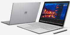 Mua laptop trả góp giá trên 50 triệu dạng lai Surface Book vừa có mặt tại Việt Nam