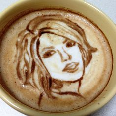 Coffee Stain Art * Read more at the image link.