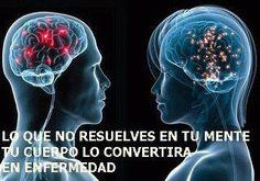 El cuerpo grita lo que la mente calla
