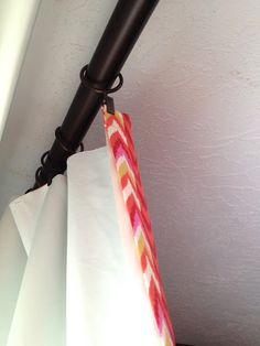 just clip blackout lining behind curtains rather than sewing them into the curtain fabric....less work and reusable for redecorating.