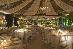 Las tendencias de decoración para una boda de primavera: Una boda en Marbella   Galería de fotos 20 de 20   Vogue