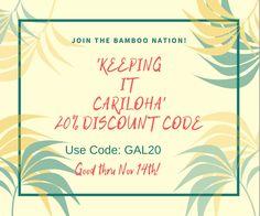 'Keeping It Cariloha' +