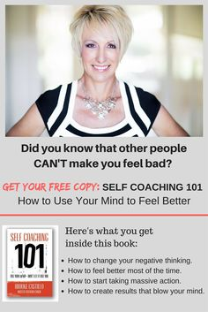 Improve your emotional life & desire to take action: https://thelifecoachschool.com/book-ship-1