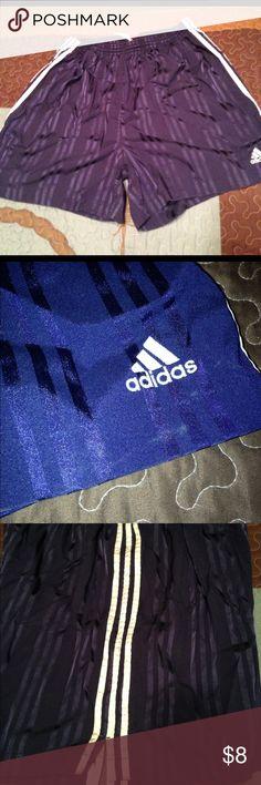 Adidas athletic shorts Drawstring athletic shorts, like new Adidas Shorts