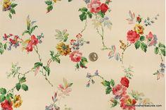 Papel de parede Vintage! | Artesanato & Humor de Mulher