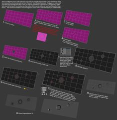 Minitutorials by Marcus Aseth - Polycount Forum