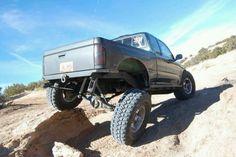Love the rear bumper, bob job and dovetail. Clean.