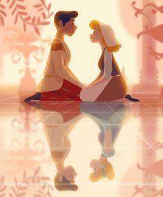 """So this is love. Film Disney, Disney Fan Art, Disney Magic, Disney Pixar, Disney Songs, Disney Bound, Disney Quotes, Disney Stuff, Cute Disney"