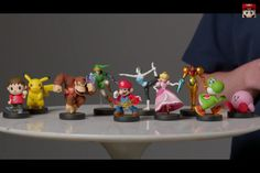 AMIIBO IS SO AWESOME!!!!