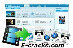 Any Video Converter Ultimate 5.7.6 Crack Serial key. It is best converter that can convert any video to all formats. It can also convert video to audio.