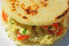 La arepa venezolana catalogada el mejor desayuno del mundo