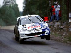 09/05/2014 #Onthisday In 1999, the @PeugeotSport 206 WRC made its debut in the World Rally Championship. #WRC
