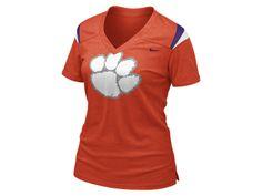 Nike Football Replica (Clemson) Women's T-Shirt - $35.00