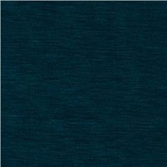Rayon Spandex Jersey Knit Warm Teal