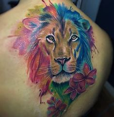 Lion-Tattoo_-21.jpg (750×768)